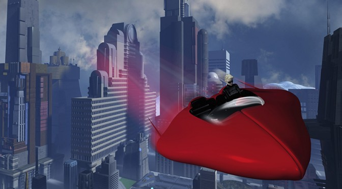 Will the Flying Car Make a Comeback?