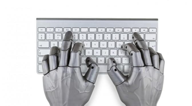 Robot Typist